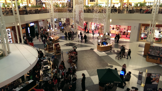 Black Friday at North Point Mall