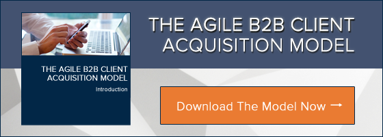 Download for the Agile B2B Client Acquisition Model Guide