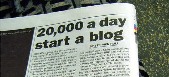 Small Businesses Need to Blog
