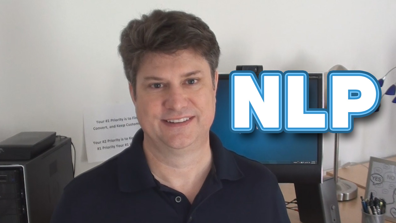 NLP for Sales Screenshot