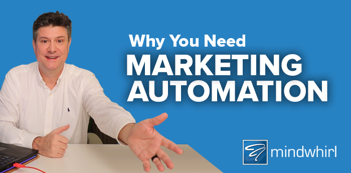 Why You Need Marketing Automation Banner image