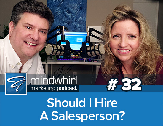 Should I Hire A Salesperson?
