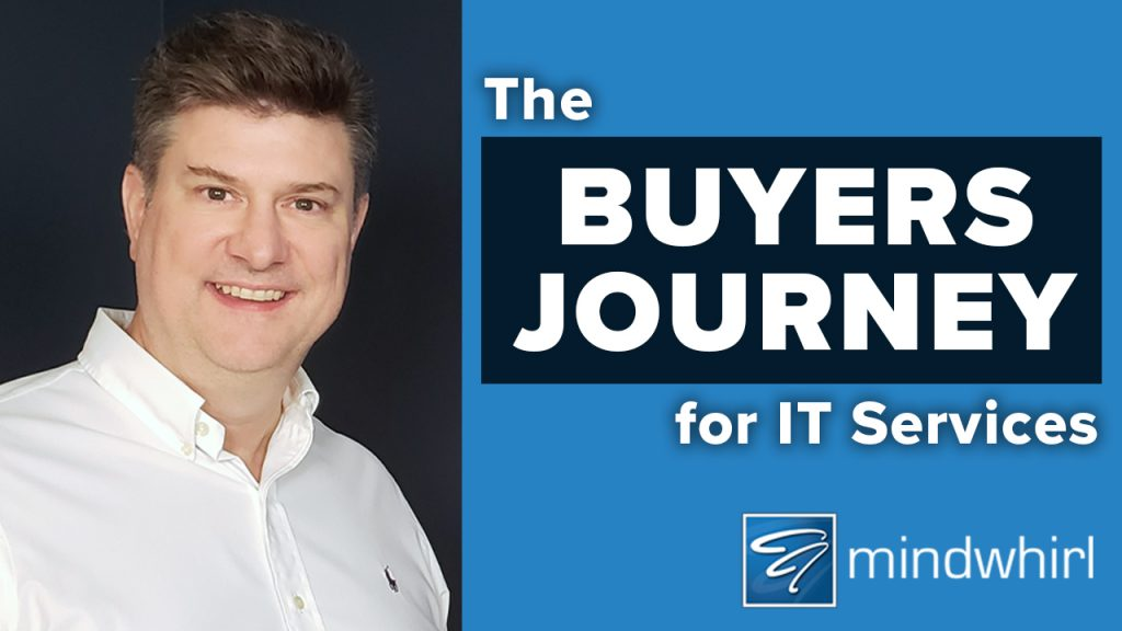 The buyers journey for IT services