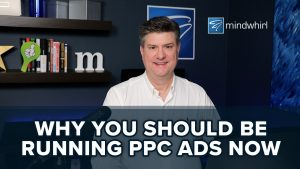 Why you should be running ppc ads now