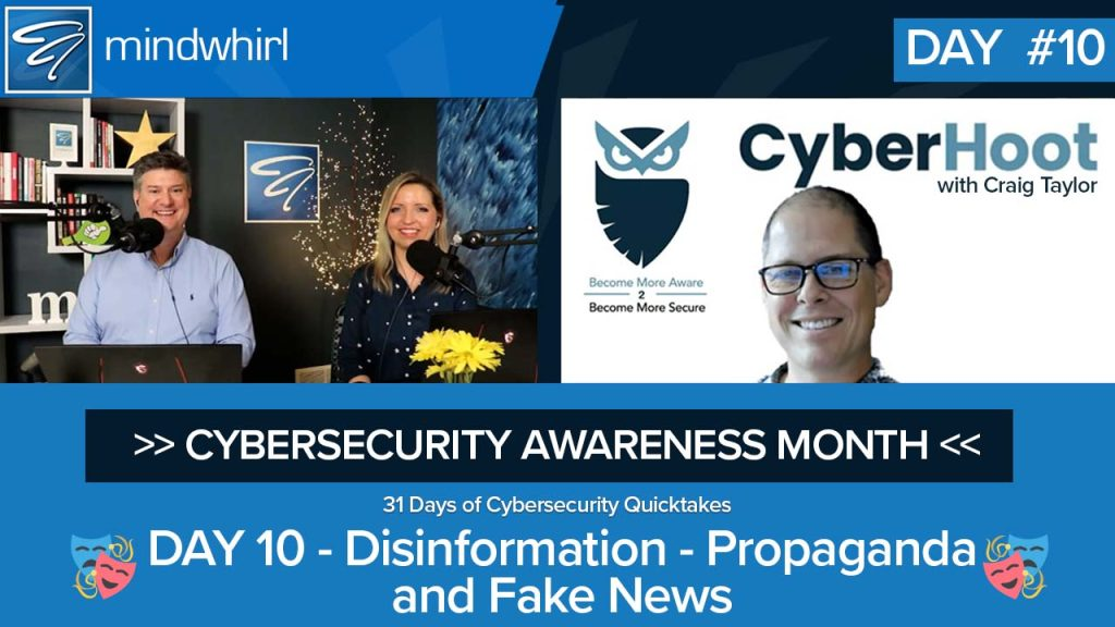 Disinformation - Propaganda