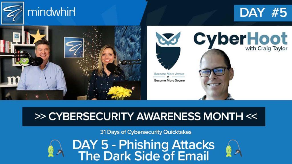 Phishing Attacks the Dark Side of Email